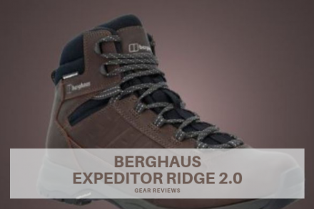 berghaus expeditor ridge 2.0 walking boot