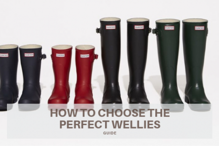 how to choose wellies