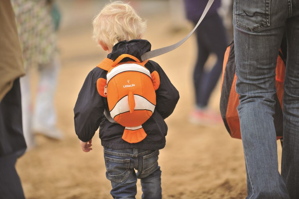 Clownfish Toddler Backpack