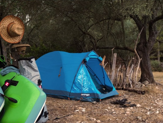Camping Checklist Tent
