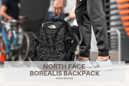 north face borealis backpack review