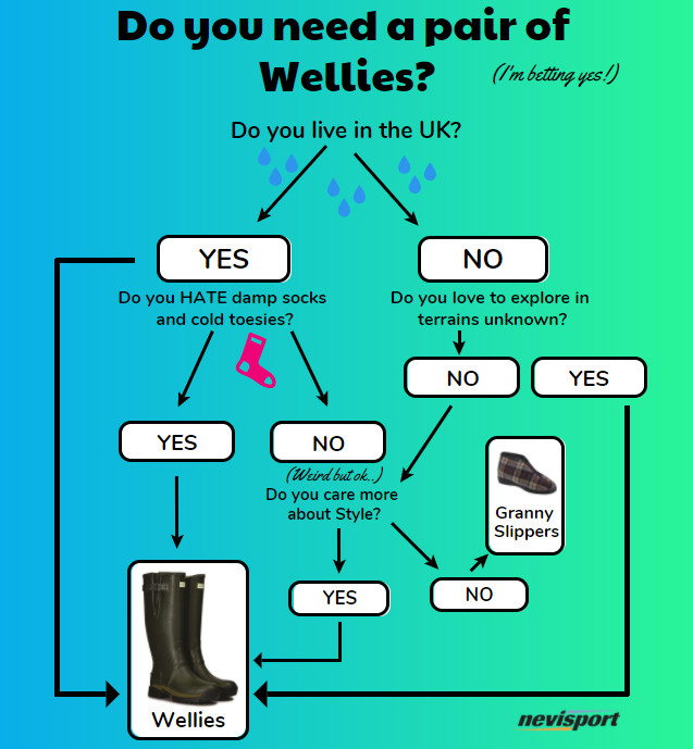 Wellie Infographic