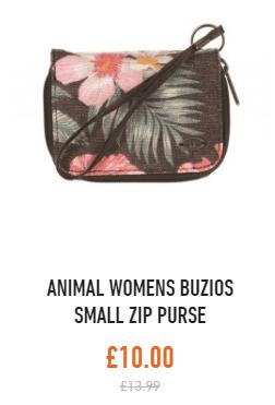 animal w purse