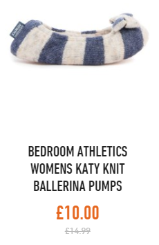 bedroom athletics katy slippers