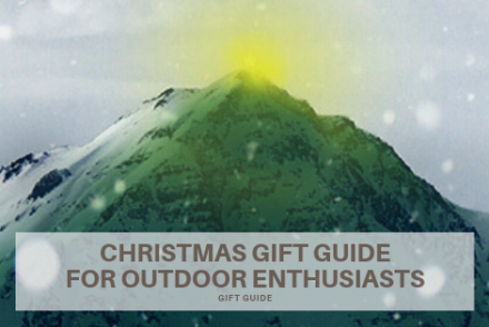 christmas gift guide outdoor lovers