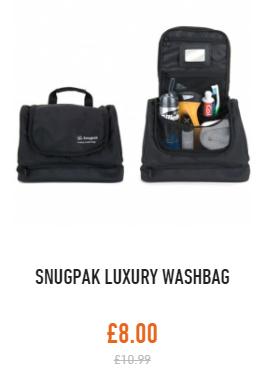 snugpak luxury washbag