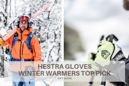 Hestra gloves winter warmers top pick