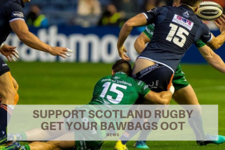 Scotland Rugby Bawbags Boxers Six Nations