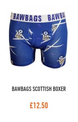 bawbags scottish saltire boxers