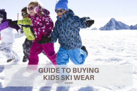 Guide Buying Kids Ski Wear