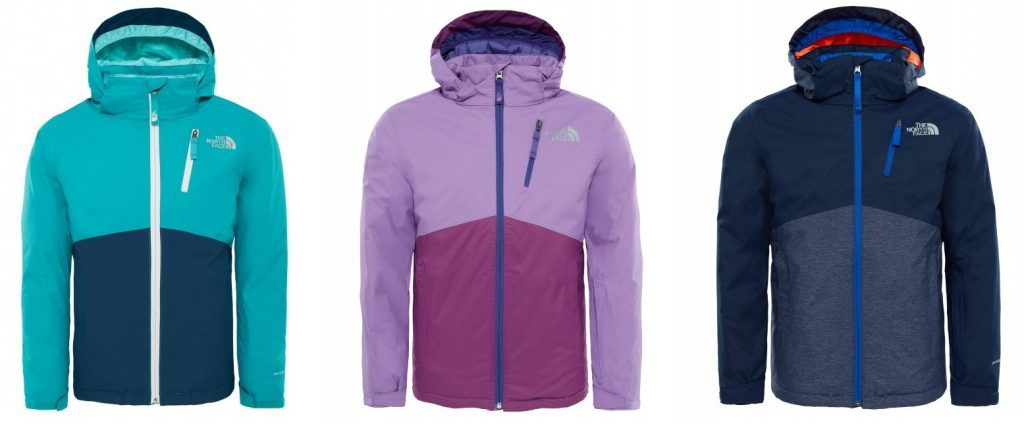 North Face Snowdrift Kids Ski Jacket Ski Wear