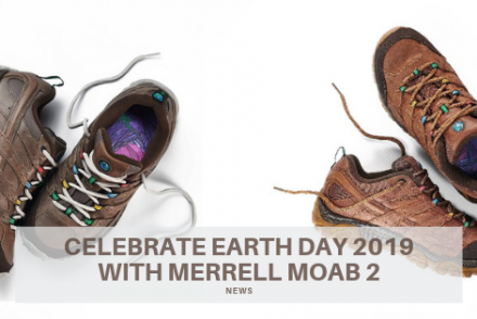 Earth Day 2019 Merrell Moab 2