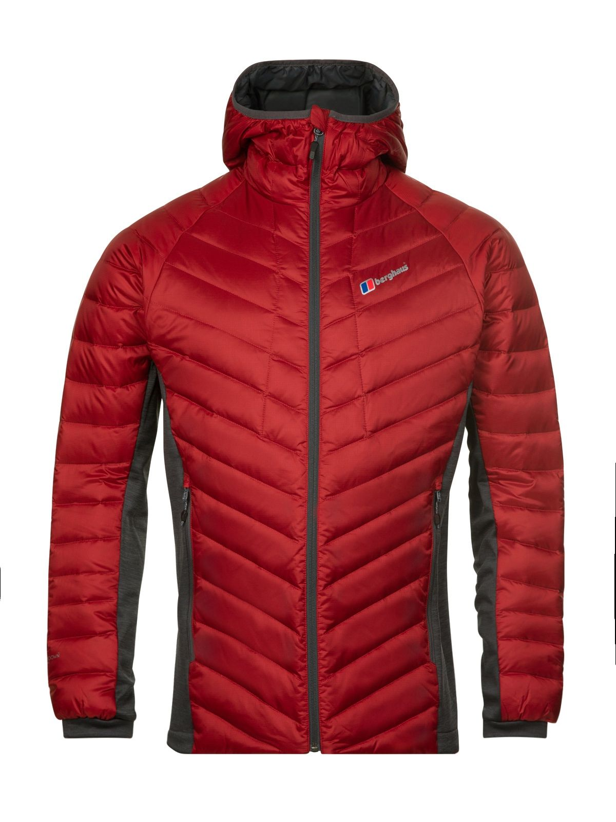 Berghaus Mens Tephra Stretch Reflect Down Insulated Jacket