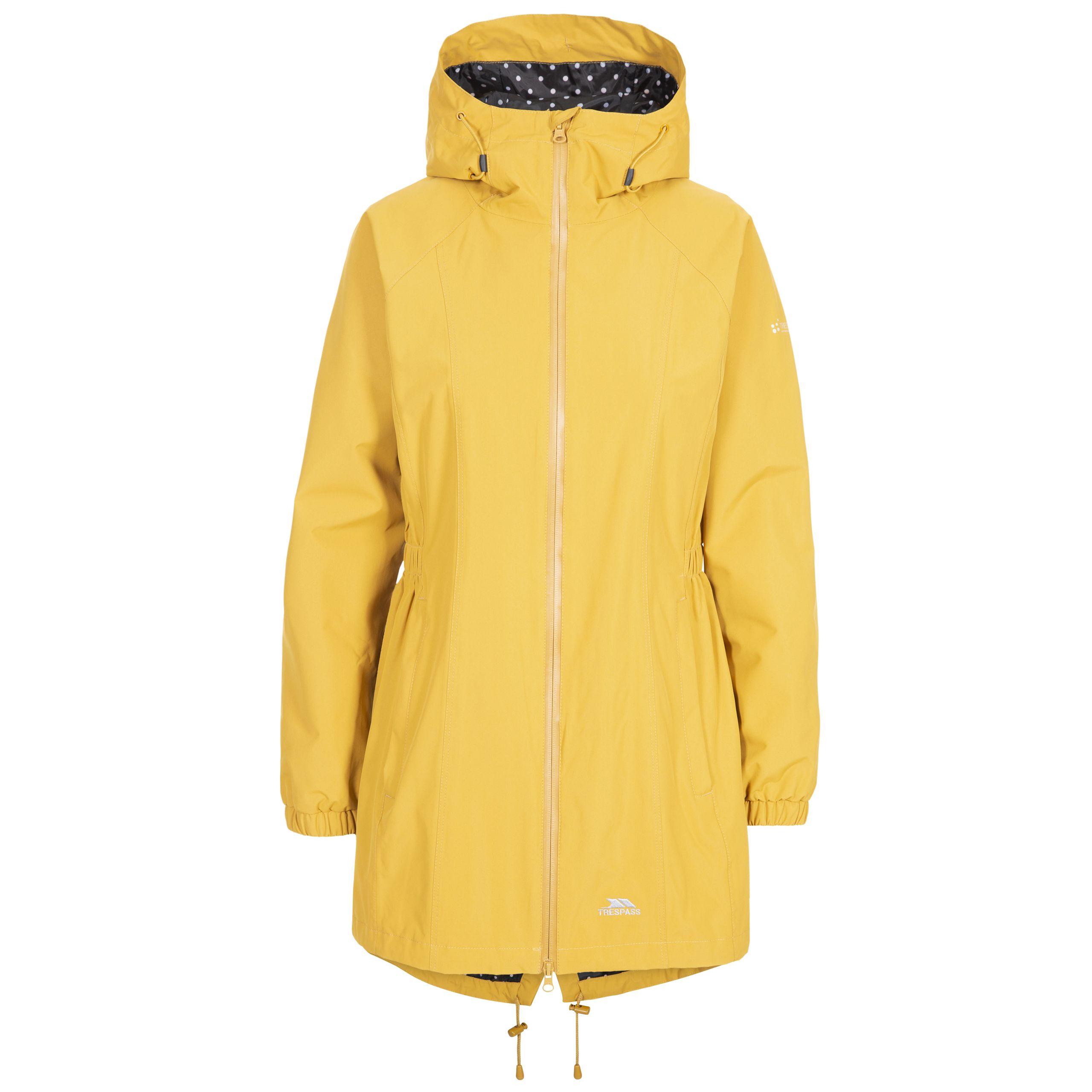 Trespass Womens Daytrip Waterproof Jacket
