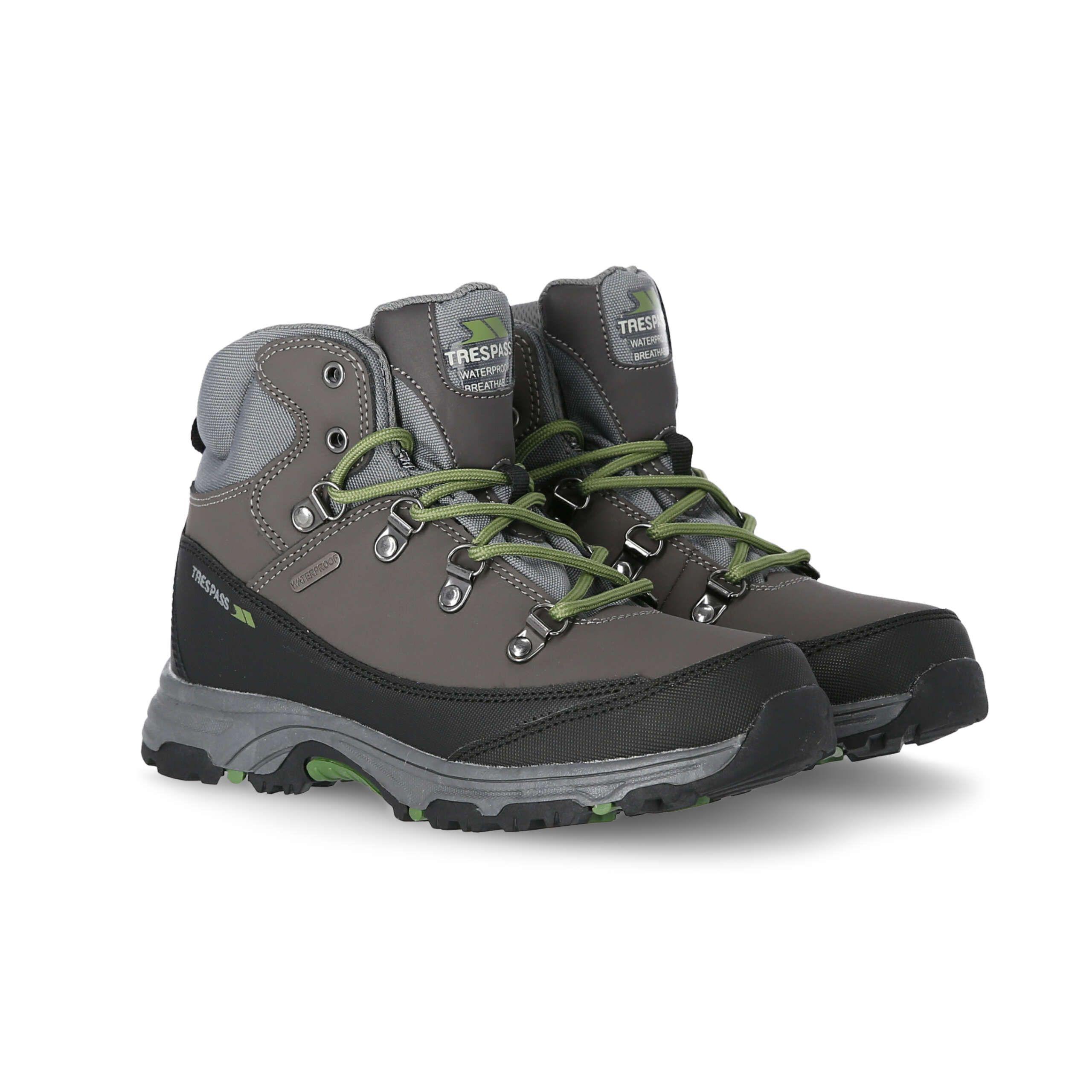 Trespass Youth Glebe Ii Walking Boots