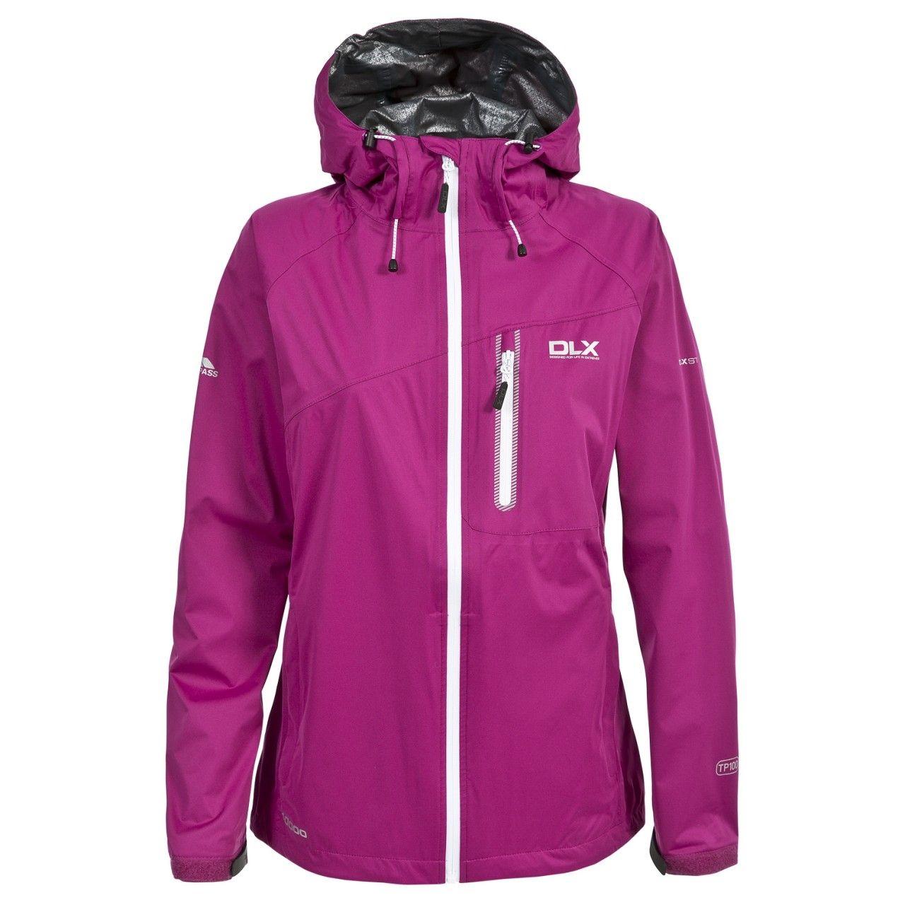 Dlx Womens Erika Waterproof Jacket
