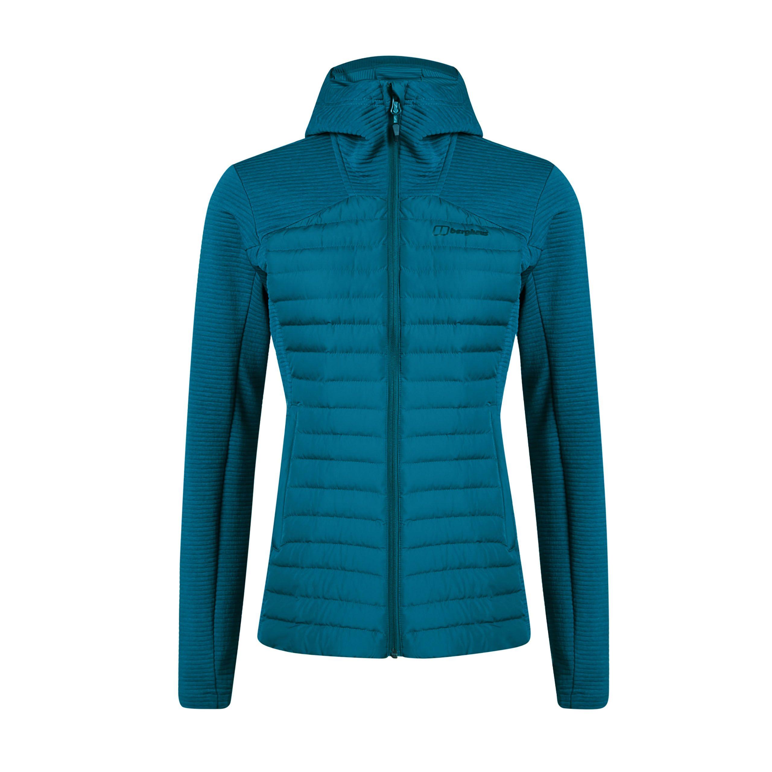 Berghaus Womens Nula Hybrid Insulated Jacket