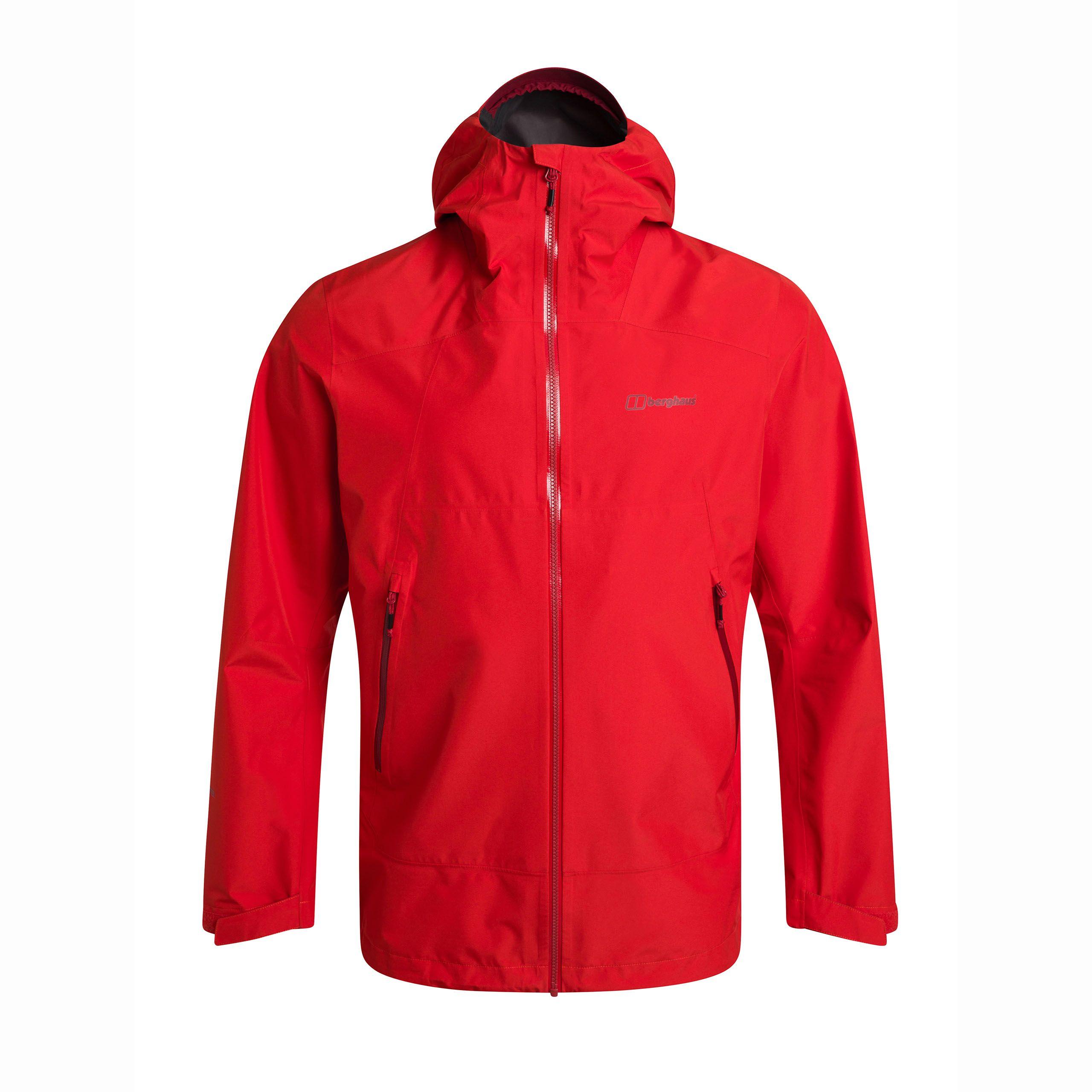 Berghaus Mens Paclite Peak Vented Gore-tex Waterproof Jacket