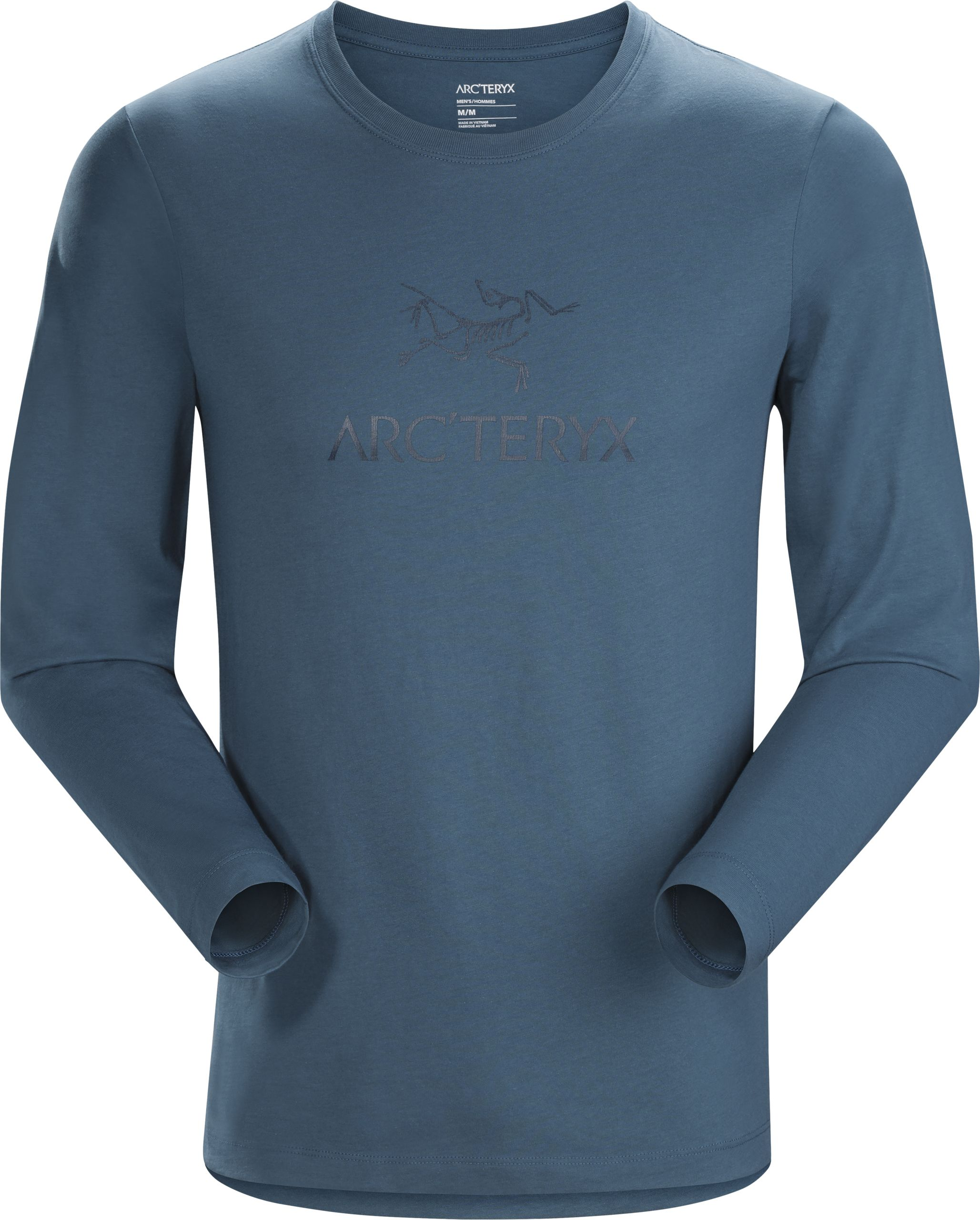 Arcteryx Mens Arc Word Long Sleeve T Shirt