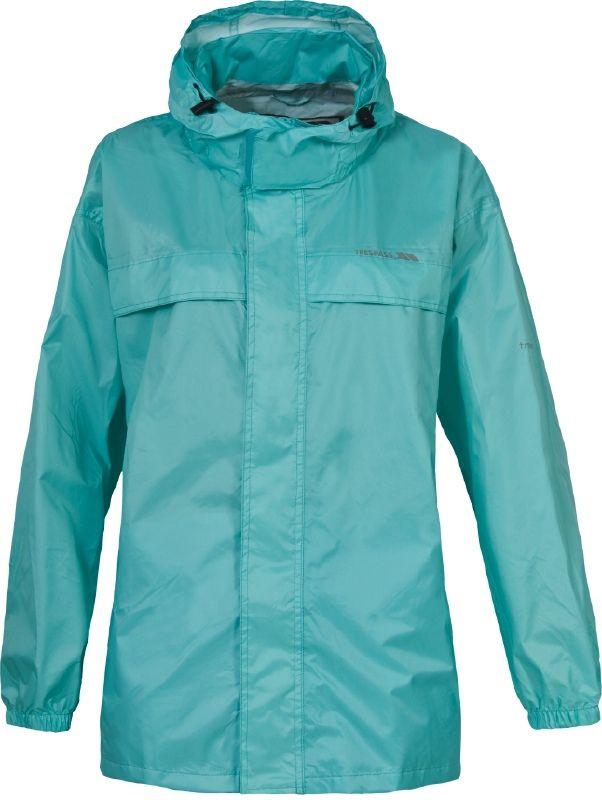 Trespass Kids Packaway Waterproof Jacket