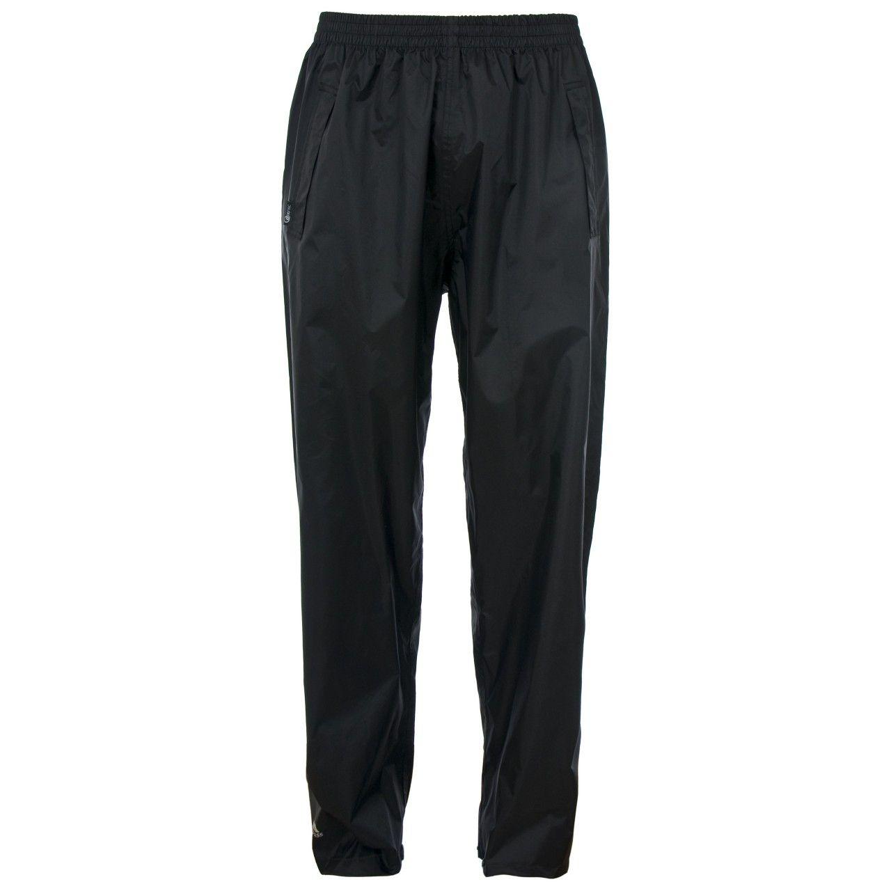 Trespass Unisex Qikpac Packaway Waterproof Trousers