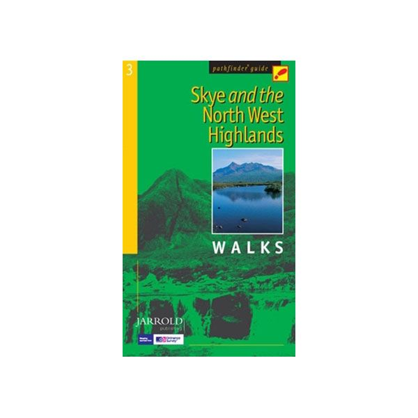Pathfinder Guides Skye And The North West Highlands Guide Book